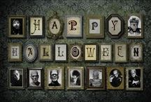 Halloween Frames/Signs/Quotes / by Ashley Pinney