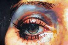 Art & Illustration: Portrait / by Rittsu