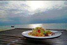 Food on Koh Phangan / Some of our favourite foods and spots to eat on our little island rock. So much more than Thai food (although we don't ever get sick of that either!) http://www.bayapartments-phangan.com/blog/eating-out-on-koh-phangan/