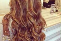 Hair & Makeup / by Danielle Becerra