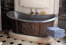 Bathroom vintage / by AQUADOMO / Gitte Heintz