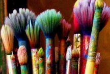 {Kaleidoscope} / I dream in colors! / by CoffeeandKitties *