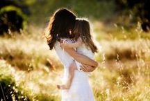 {Mothers and Daughters} / by CoffeeandKitties *