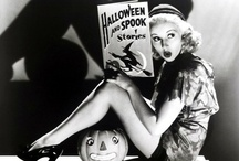 Hallowe'en / Costumes. Halloween. The witching hour.