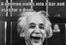 Science Jokes! / We can all use a science laugh sometimes!