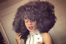 Hair Inspiration - 'Fro~tastic / by Melissa Brunson