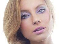 Fun, Fabulous & Beautiful Makeup / Make that just says something...