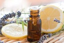 Herbs, Oils, Homemade, & Natural Products / Herbal uses, oil uses, natural products for the home  / by Erin Byers