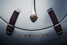 Porsche 550 356 / by Paolo Casti