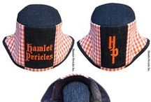 Hamlet Pericles Fashion (Personal Hat Collection) / This board features my hat collection, all designed/sewn by me. If you see something you like and would like to buy, contact me herein or via e-mail: h.p_pericles@yahoo.com.  If you want to see my created hats that are for sale, visit my store: https://www.etsy.com/shop/hamletpericles