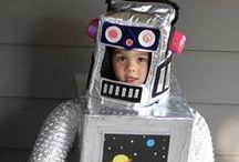 Science Halloween Costumes / Creative costume ideas for the science lover!