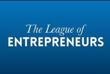 League of Entrepreneurs / This is a shared board where we can all share our business wisdom to help each other in our entrepreneur and career goals.