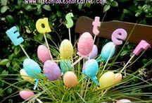 EASTER / by Cindy Cochran-Clift