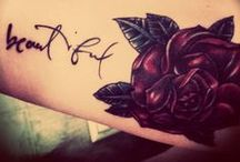 Tattoos / by Delaney Gravener