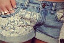 Pants, Shorts & Skirts / by Delaney Gravener