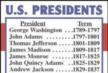 HISTORY: US History / by HCASC (Official)