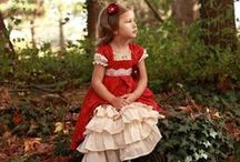 Fashion & Style: Child Costumes / Halloween costumes, dress-up clothes, & other fanciful fun! / by Shelli Franks