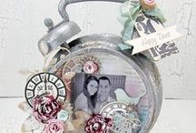 Altered Art Projects / by Michelle Rodgers