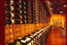 Wine Bars - Vinotecas / Vinotecas de diferentes países. Rincones vinícolas. Tiendas de vino. Arquitectura y vino.