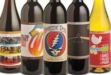 Wine Labels - Etiquetas del Vino / Diseños originales de etiquetas de vino. Wine labels for winelovers ;)
