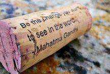 Wine Messages - Mensajes y Frases del Vino / Mensajes vinícolas. Frases del vino. Textos y carteles relacionados con el mundo del vino.