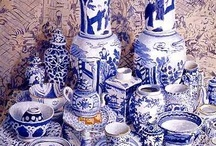 Blue & White Obsession / by Sue Reno