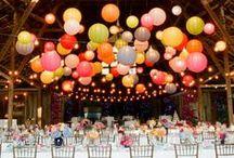 ideas: wedding favours + decorations