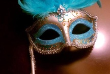 Masks! / by Jaynee Sherman