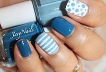 polished (nails) / by Kristin C.