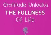 Gratitude {info}