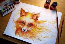 stuff i like: foxes