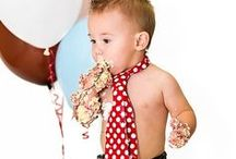 Party Themes: 1st Bday / by Shelli Franks