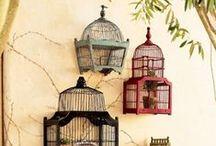 bird cages:)