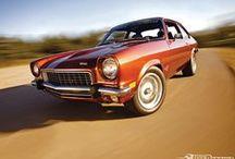 Chevrolet Vega / by Ken Bernardo