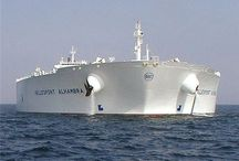 Very and Ultra Large Crude Carriers