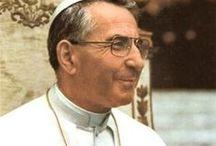 POPE JOHN PAUL / by Chels S