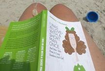 Beaches, Bathrooms, & Books / BB&B is a challenge where readers of Kim Dalferes' send in pictures with her books either at the beach or in the bathroom. What kind of bum are YOU: beach or bowl?