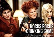 HOCUS POCUS PARTY IDEAS / by Cindy Cochran-Clift