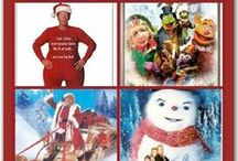 Christmas Movies & Christmas Movie Party Ideas / by Cindy Cochran-Clift