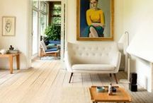 Interior / Making your space yours / by Leslie Norman