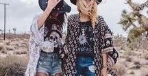 - BOHO VIBES - / Get a head start on planning your wardrobe for the upcoming summer music/art festivals!!!