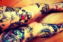 Tattoos / by Sasa Airio