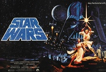 Star Wars / by Corey Burrington