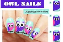 Other's Tutorials / If you love nail art tutorials, you've come to the right place! I love step-by-step instructions on my future manicures! <3