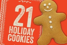 21 Holiday Make-Ahead Freezer Cookies / by Once A Month Meals