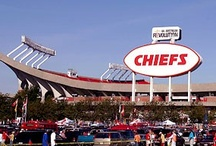 Chiefs Football! / by Corey Burrington