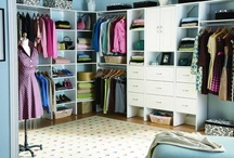 closets / by Joy Rafferty