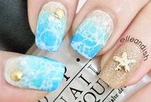 Nails for Summer / Just some cute nail ideas for the summer months!