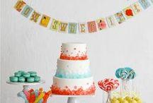 LP's Candy Land Birthday