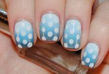 Dotticures / Because dots on a manicure are darling. :)